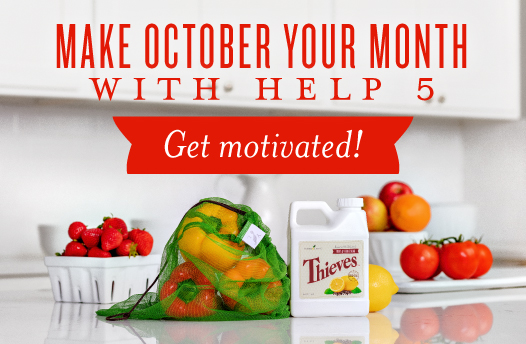 Make October your month with Help 5