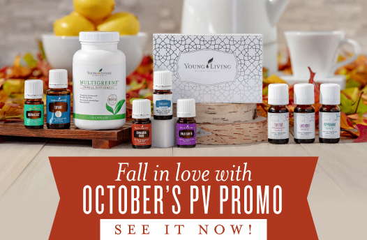 Fall in love with October's PV promo